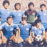 Juan José Cálix fue el médico oficial de la selección mayor durante el mundial de España 1982.