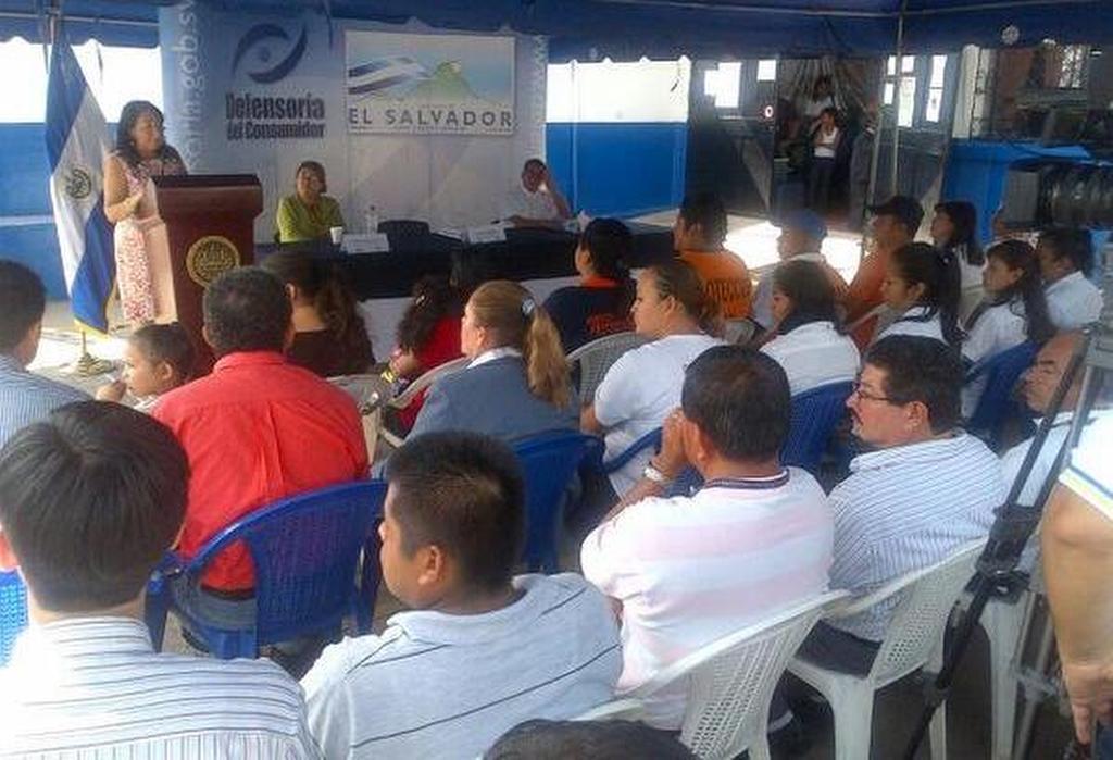 Inauguran oficina de atenci n al consumidor en zacatecoluca diario1 - Oficina de atencion al consumidor valencia ...