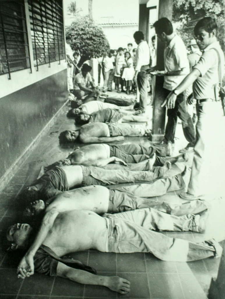 masacre en Zaragoza