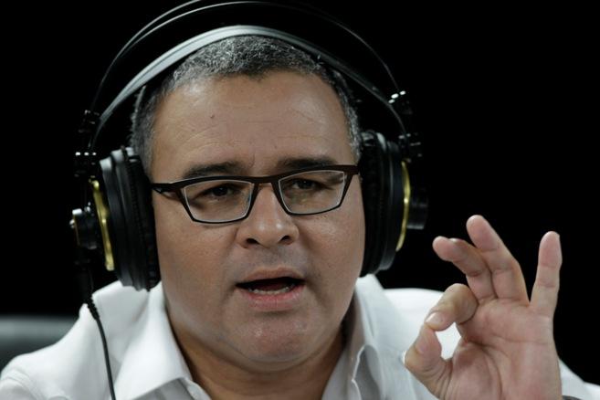 Presidente de la República, Mauricio Funes.