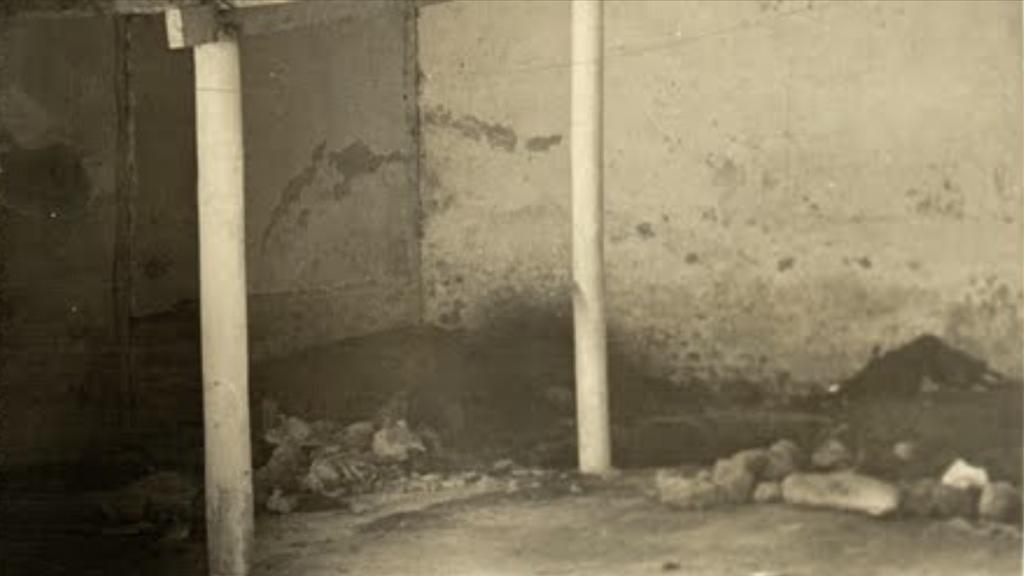 Lugar del secuestro de Roberto Poma