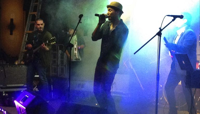 La banda nacional de reggae presentó su allbúm Seducción y el video de S.O.S. Foto D1: Rebeca Martínez