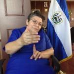 "María ""Chichilco"" Foto D1.: Salvador Sagastizado"