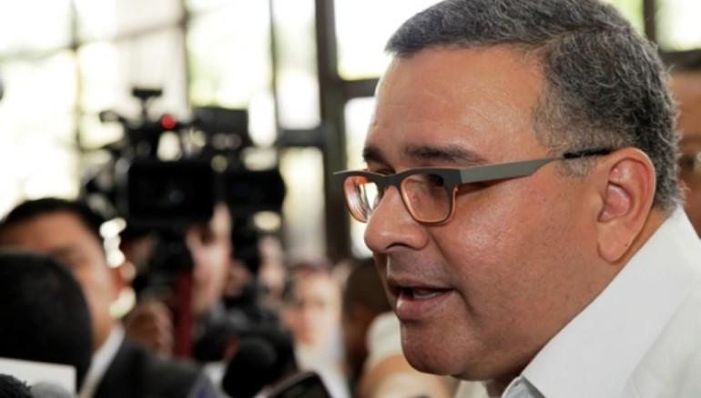Expresidente de la República, Mauricio Funes.
