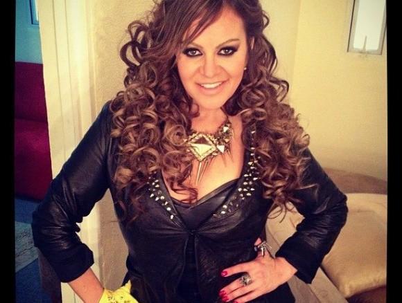 La fallecida cantante, Jenny Rivera.