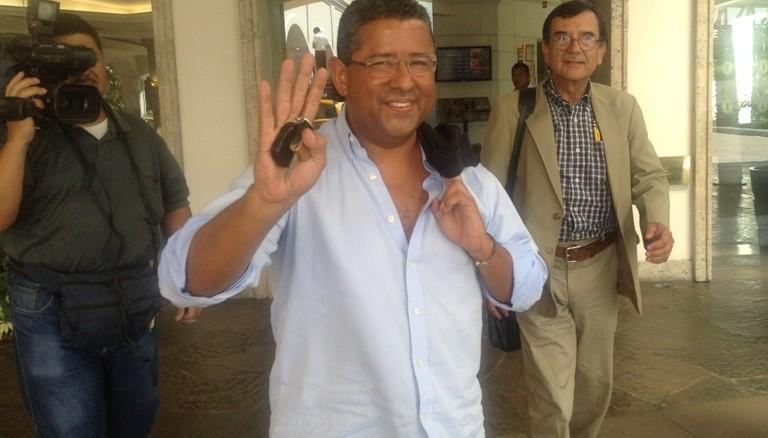 Expresidente Francisco Flores.  Foto D1, archivo.