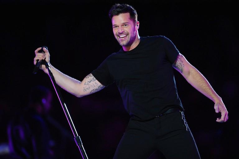 Ricky Martin anuncia extensa gira para promocionar nuevo álbum