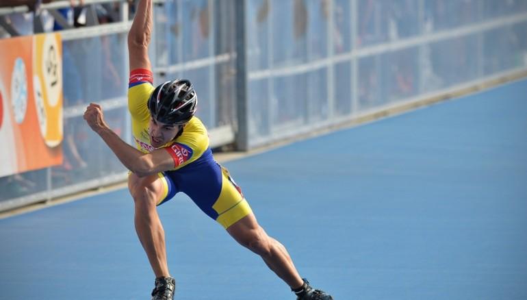 Patinaje será una de las nuevas disciplinas deportivas en los Juegos Bolivarianos. Foto D1: AFP.