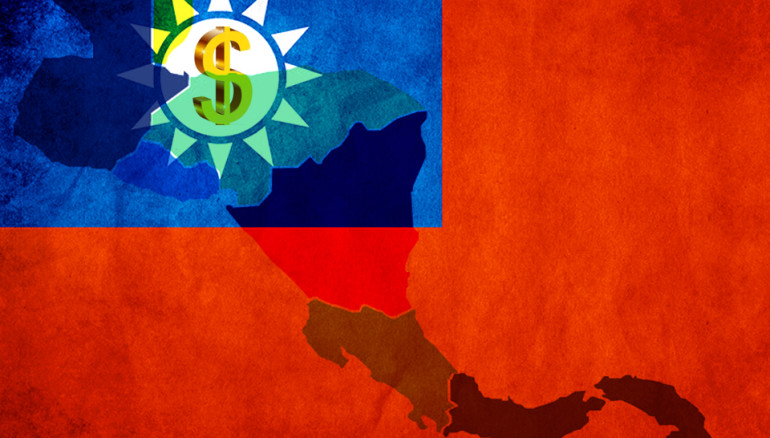 Taiwán-Centroamérica