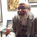 Fernando Llort, Premio Nacional de Cultura 2013. Foto D1. Salvador Sagastizado.
