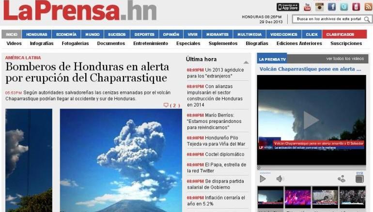 Noticias de la erupción del volcán de Hawaii