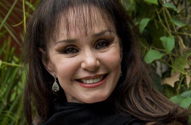 Actriz Alma Muriel.