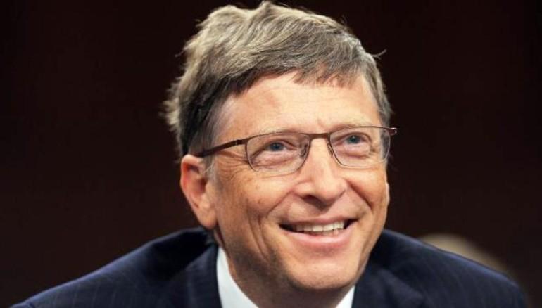 Bill Gates posee una fortuna de 176,000 millones de dólares. Foto D1: AFP.