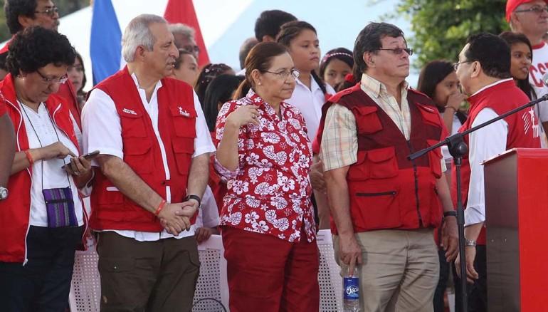 Celebración FMLN