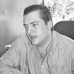 José Armando Llort, el salvadoreño cómplice de las transacciones fraudulentas del exmandatario Alfonso Portillo. D1/Archivo.