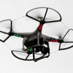 Dron. Foto de referencia.
