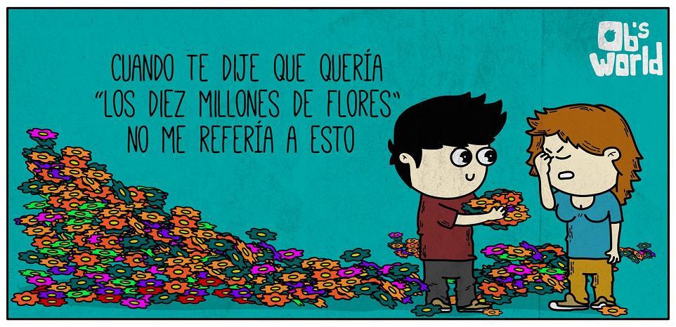10 millones de Flores