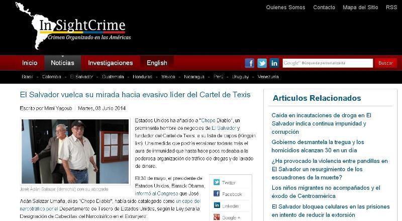 Sitio web del Instituto