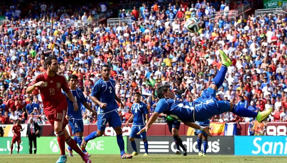 7-6-2014 - Amistoso El Salvador 0 Espana 2. ESA_Espana__9-07062014-960x546