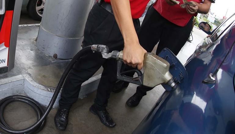 Precio gasolina