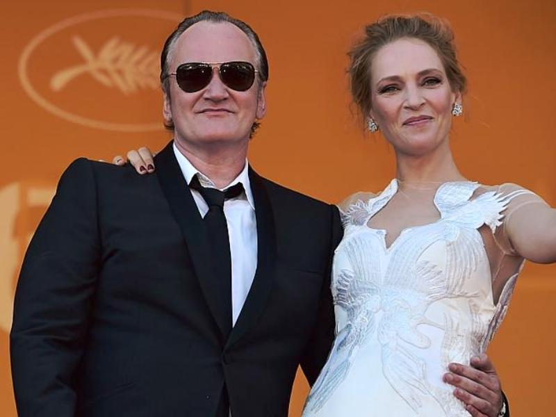 Quentin Tarantino y Um...
