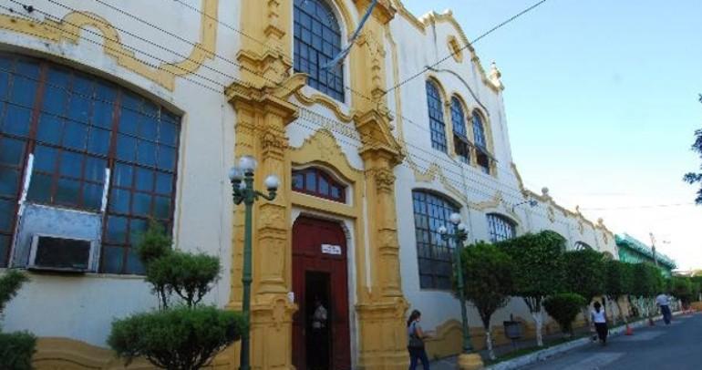 Edificio de alcaldía de San Salvador.
