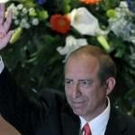 Sigfrido Reyes, presidente de la Asamblea Legislativa y diputado del FMLN. /FOTO D1: AFP.