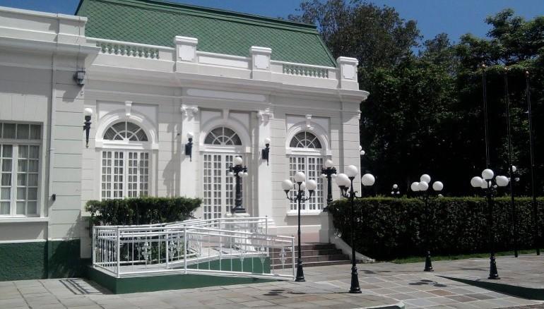 Casa Presidencial. Foto de referencia.