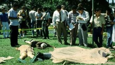 La masacre fue cometida dentro de la Universidad Centroamericana (UCA).