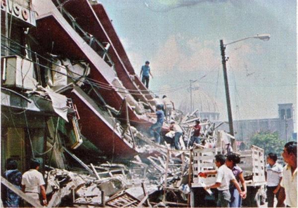 video sismos: