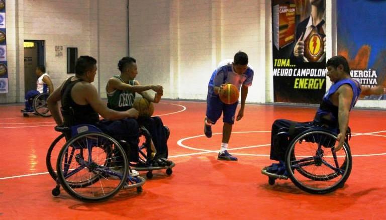 Selecci n de baloncesto en silla de ruedas buscar clasificar a panamericanos diario1 - Baloncesto silla de ruedas ...