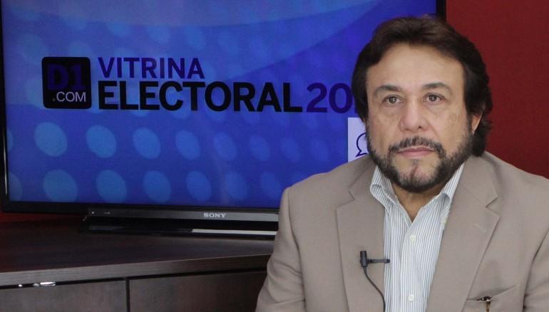 Félix Ulloa, abogado. Foto D1