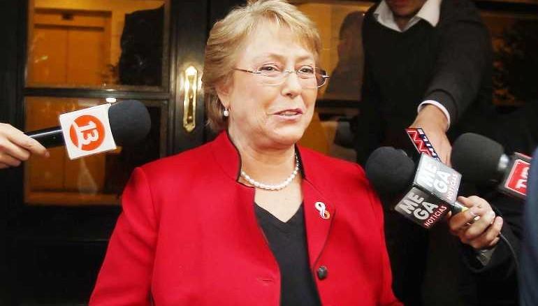 Bachelet: Se descubre la verdad sobre la presidenta mas corrupta.
