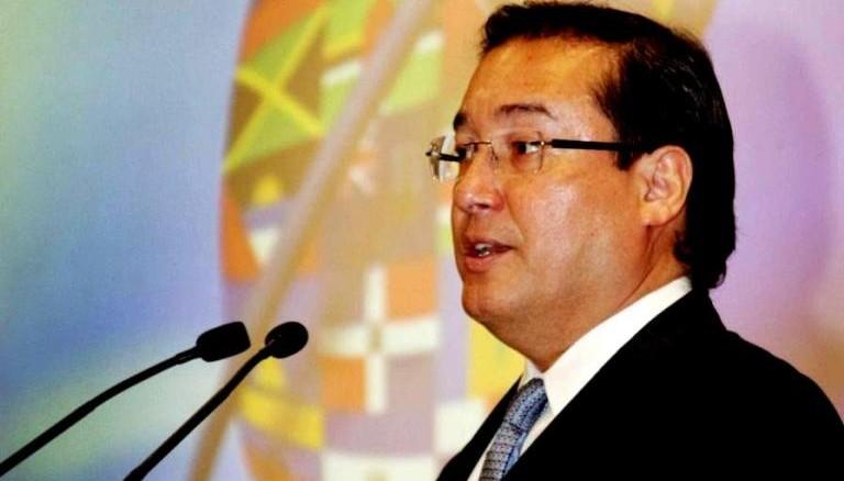 Foto D1. Fiscal General, Luis Martínez. Cortesía FGR.