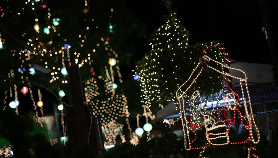 Los colores de la navidad diario1 - Luces para navidad ...