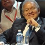 Presidente Sánchez Cerén. Foto D1 archivo.