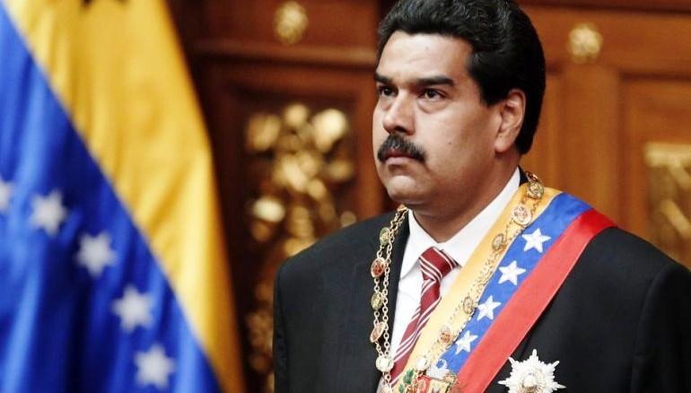 VENEZUELA-MADURO/