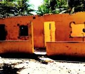 Foto de referencia. Casa abandonada en cantón El Llano en San Luis La Herradura. Foto D1, arhivo.