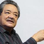 Miguel Sáenz Varela, miembro de la Comisión Política del FMLN y presidente del ISDEM. Foto D1/ Nelson Dueñas.