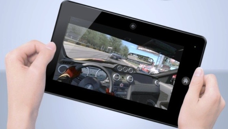 Tablet para videojuegos