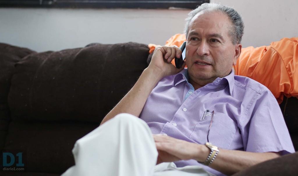 Andrés Rovira, presidente de GANA.