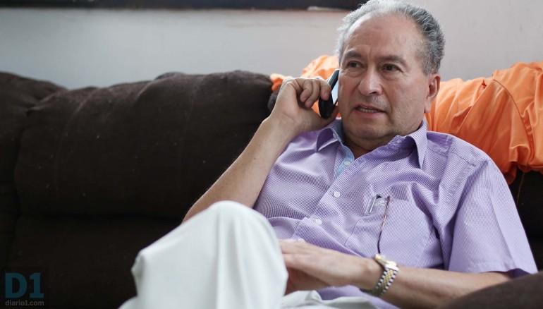 Andrés Rovira, presidente de GANA. Foto archivo D1.