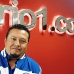 Eric Perdomo, candidato a diputado del PCN por San Salvador. Foto D1.