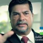 Julio Valdivieso, candidato DS:
