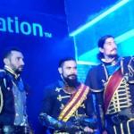 Play Station presentó en el país imágenes de los que se verá en el video juego. Foto D1: Julia Gavarrete.