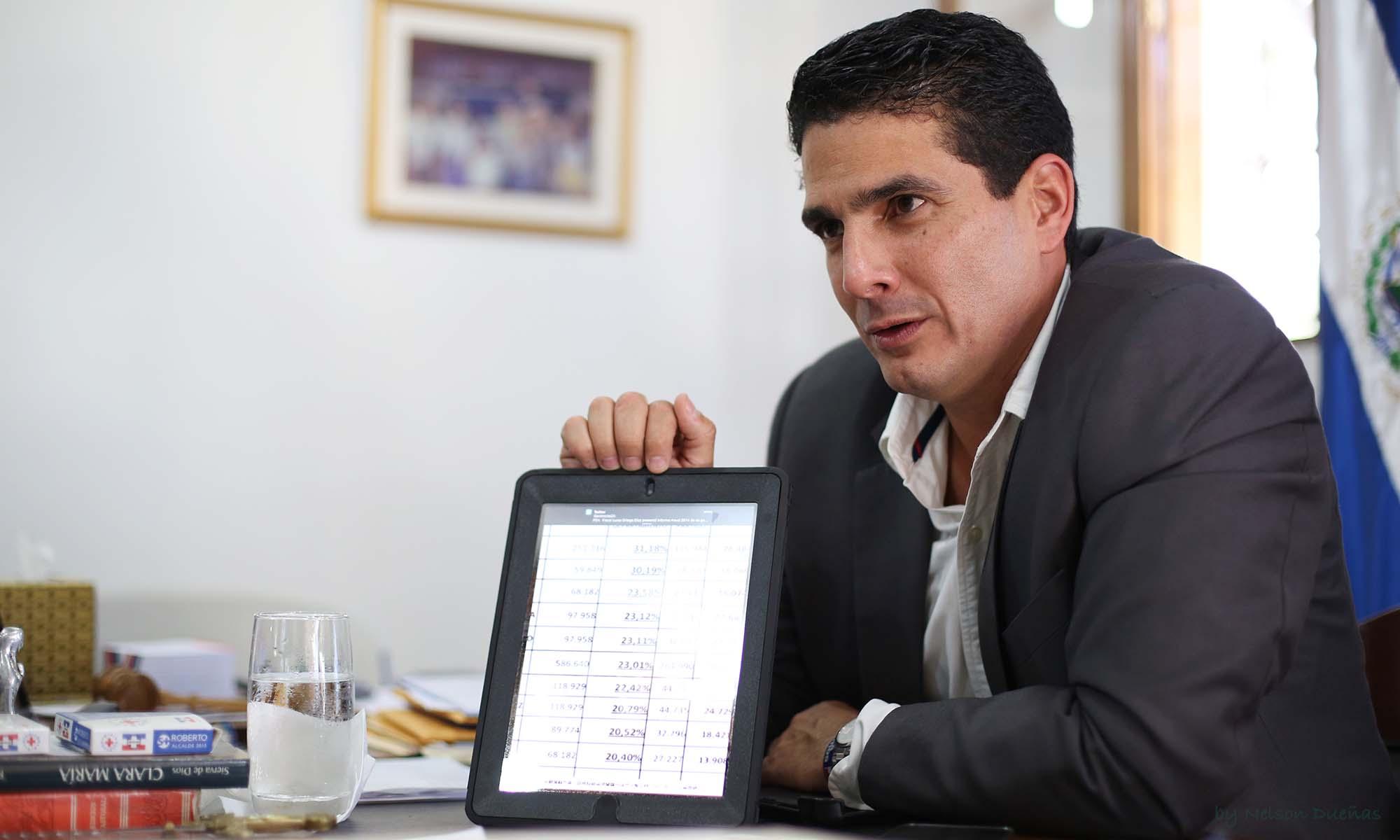 d'Abuisson habría obtenido 35 mil votos válidos el pasado 1 de marzo. Habría superado entre un 10 y 14 por ciento a Armando Flores, del FMLN. Foto D1 Nelson Dueñas.