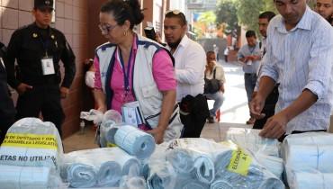 Escrutinio electoral. Foto de referencia D1 Nelson Dueñas.