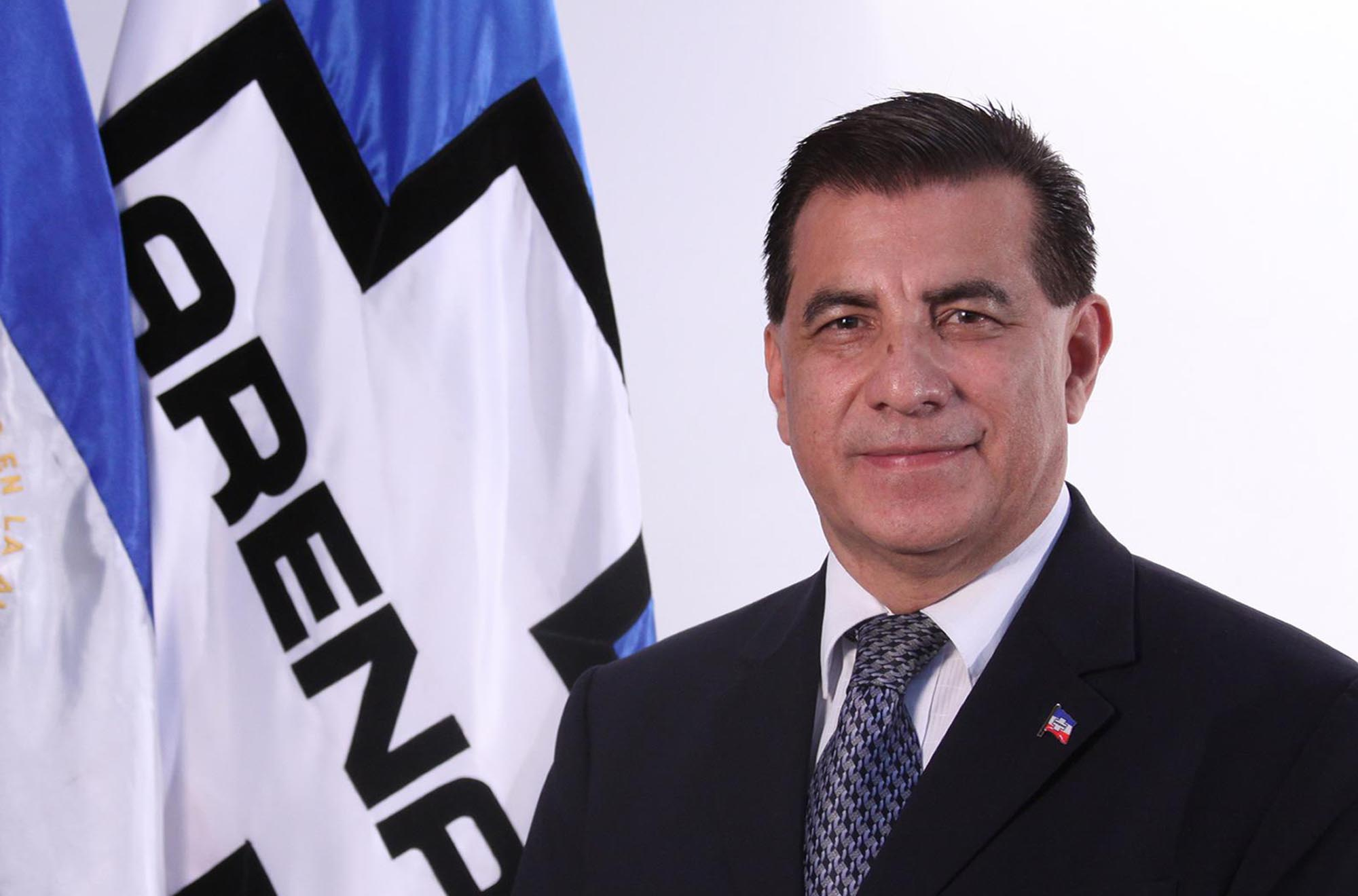 José Madriz.