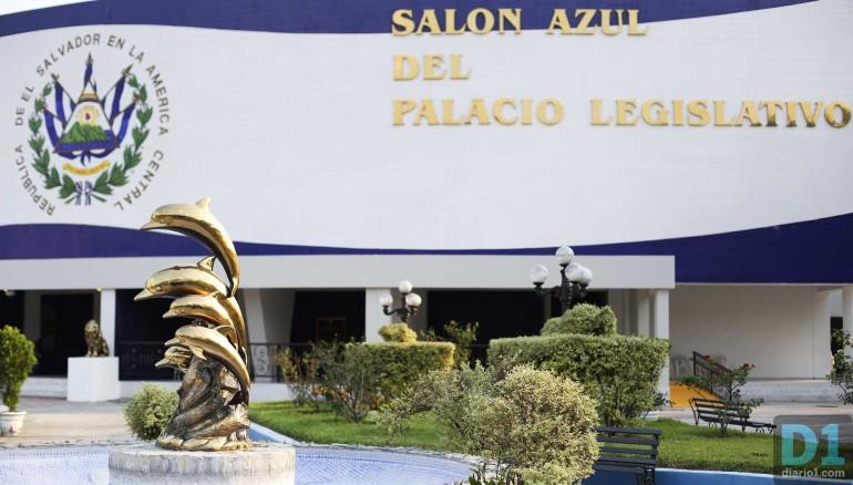 Vista del Salón Azul del Palacio Legislativo . Foto D1, archivo.