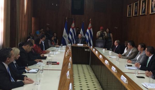 concejo plural de San Salvador